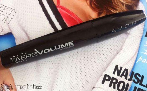 Avon Aero Volume maskara 1