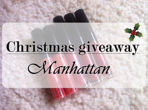 christmas giveaway manhattan