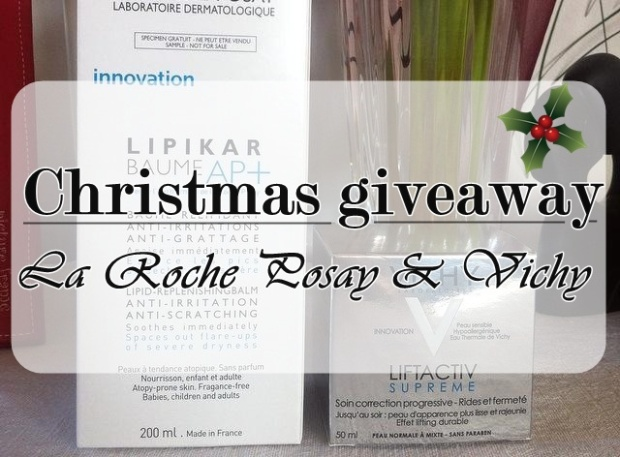 christmas giveaway vichy