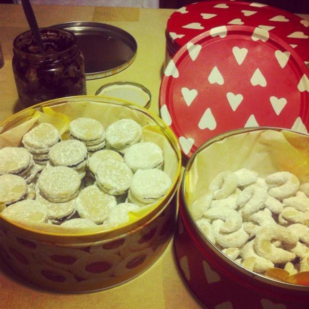 11 božićni kolačići