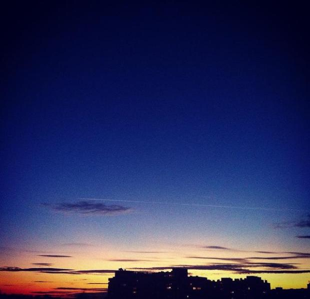 9 sunset