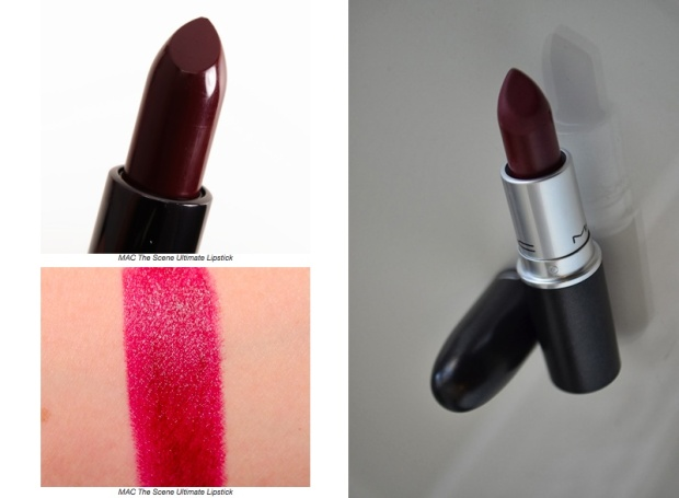 Mac The Scene Ultimate Lipstick-horz