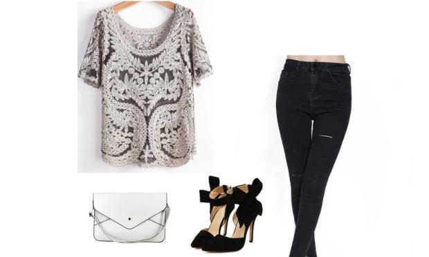 SheIn autumn outfit set 5