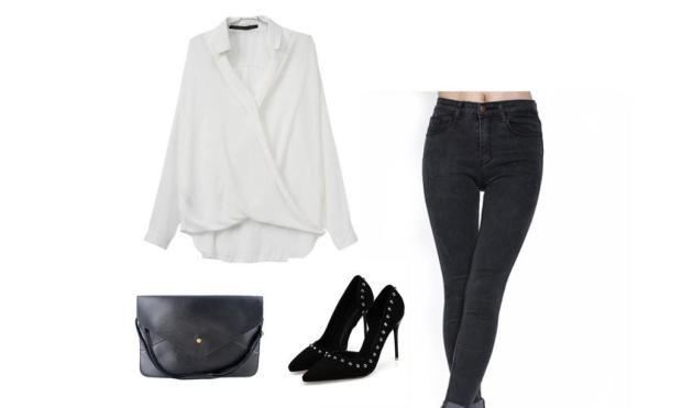 SheIn autumn outfit set 3