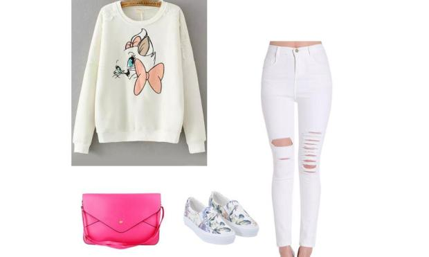 SheIn autumn outfit set 2