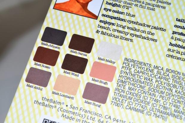 thebalm meet matte nude paleta 2