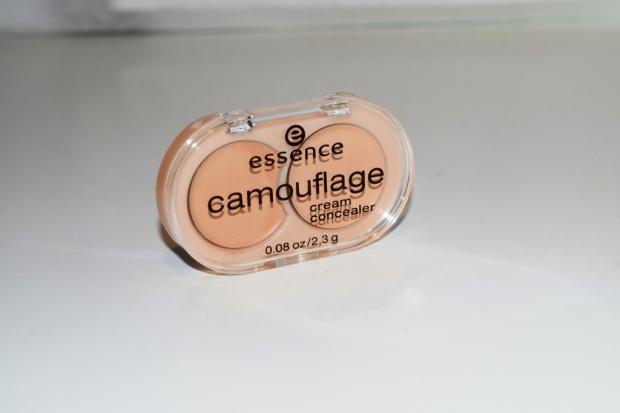 essence camouflage cream